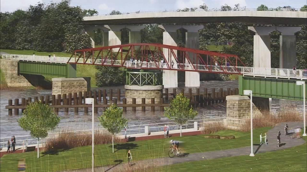 Schuylkill River Trail to extend into SW Philly