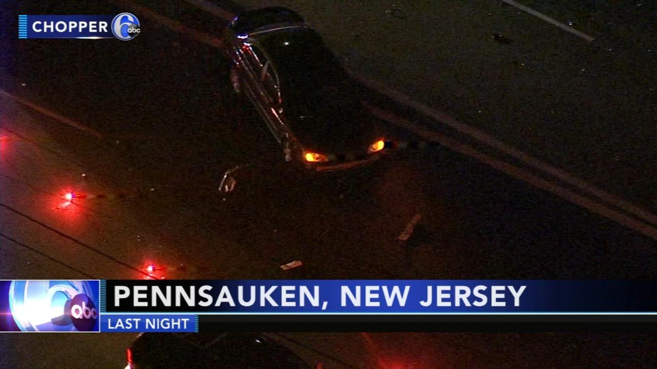 Philadelphia woman struck, killed on Route 38 in Pennsauken