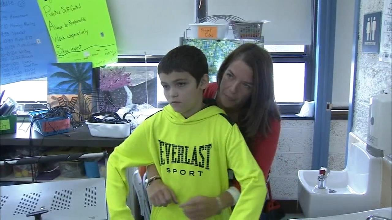 Teachers save choking students at Pleasantville school
