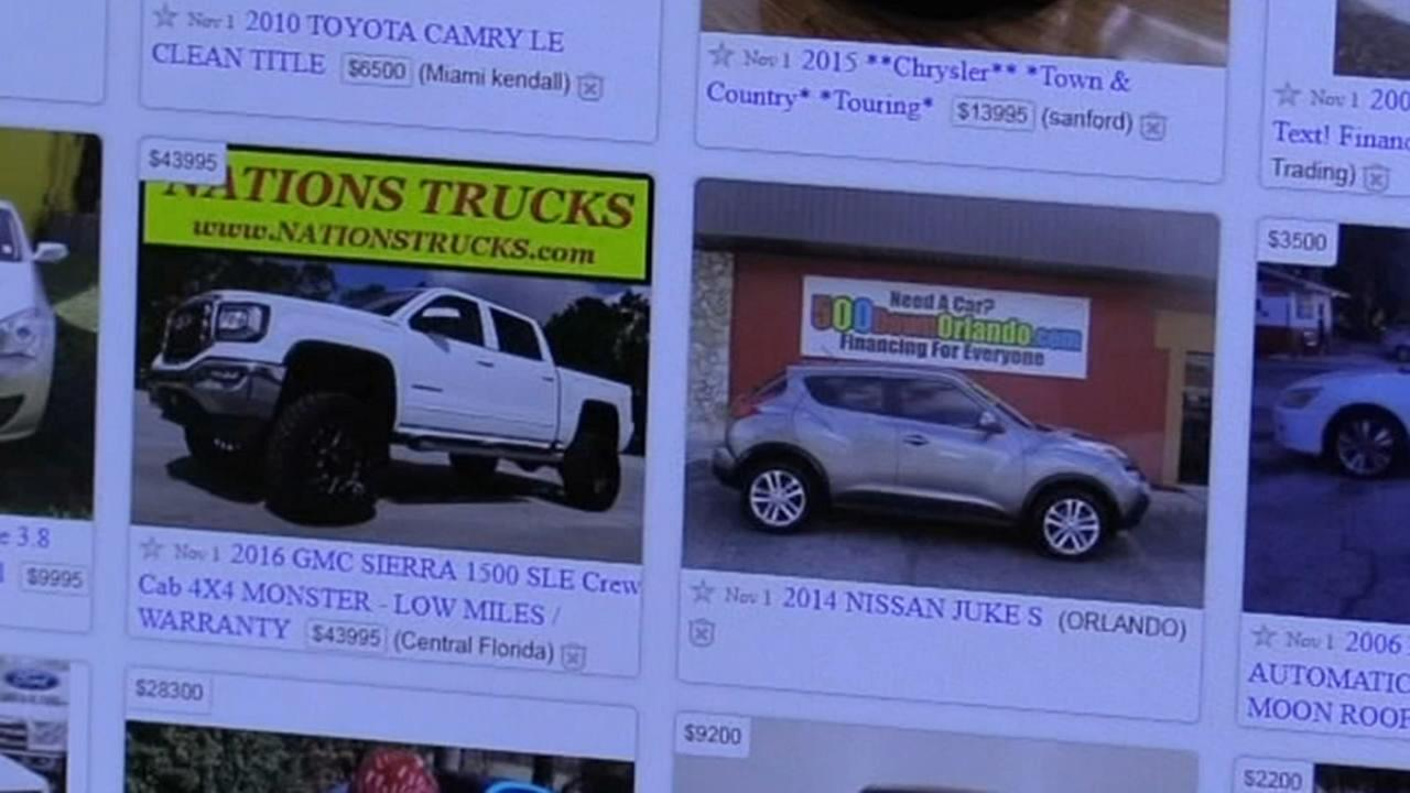 Action News Troubleshooters: Online car shopping