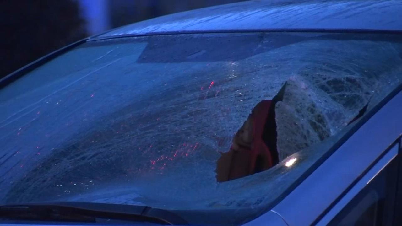Pedestrian injured in vehicle crash in Sharon Hill