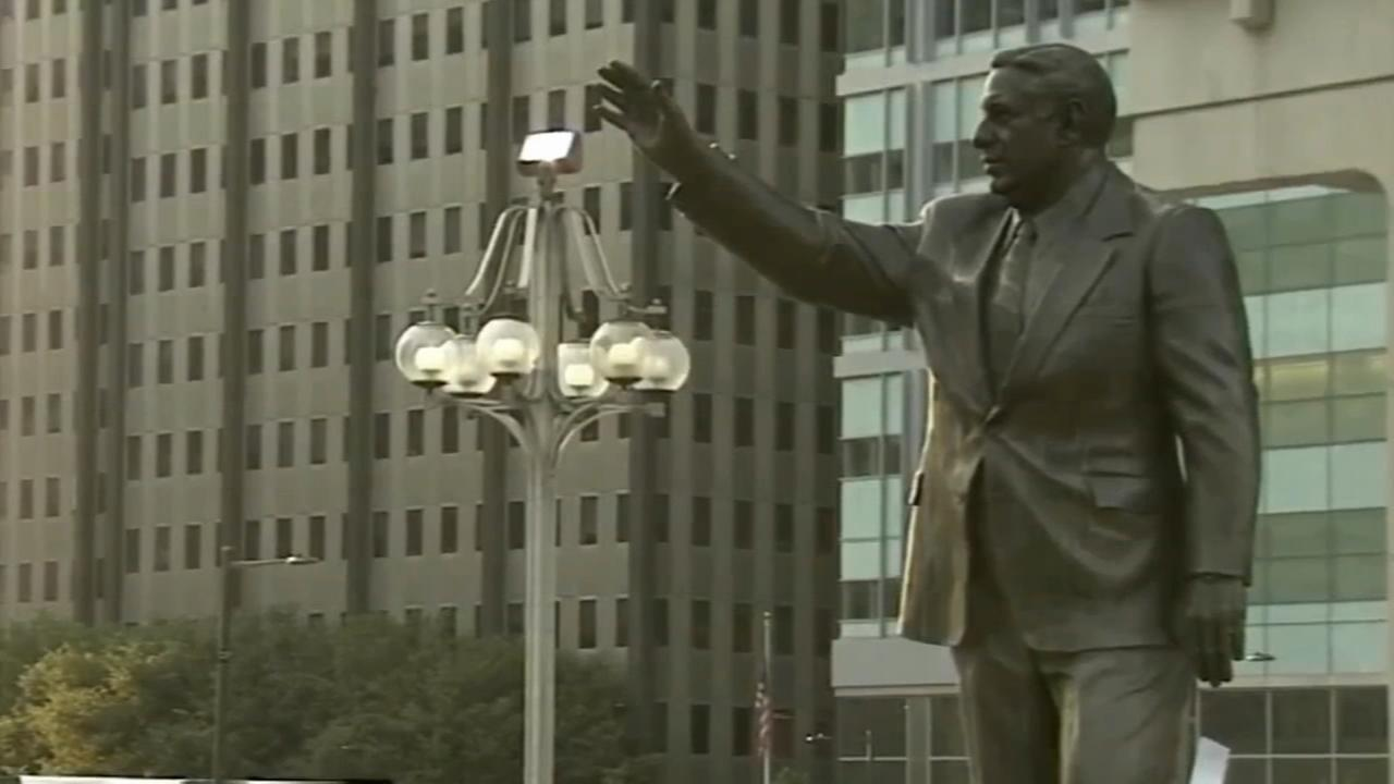 Statue of former Philadelphia Mayor Frank Rizzo to be moved