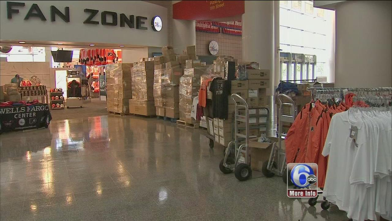 VIDEO: Big sale for Philly sports fans