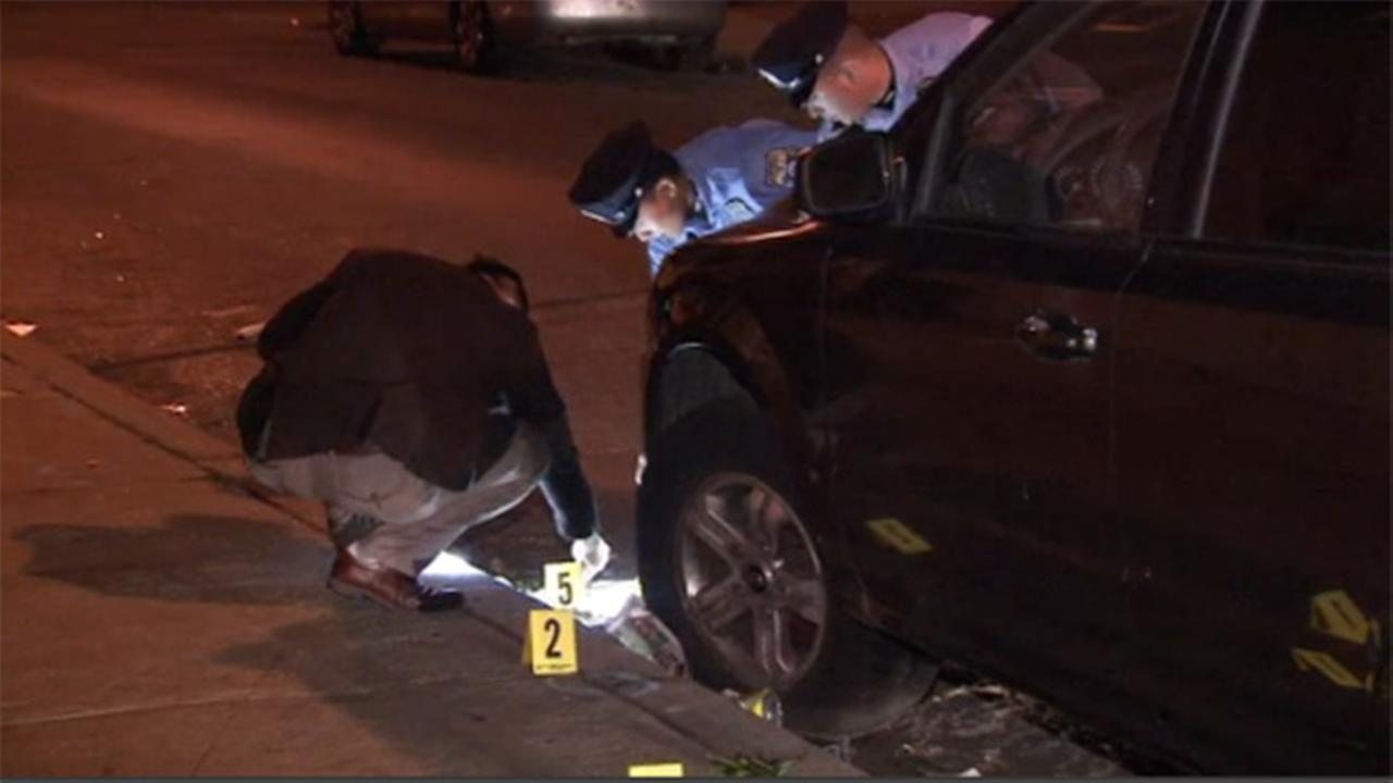 Teen shot in South Philadelphia
