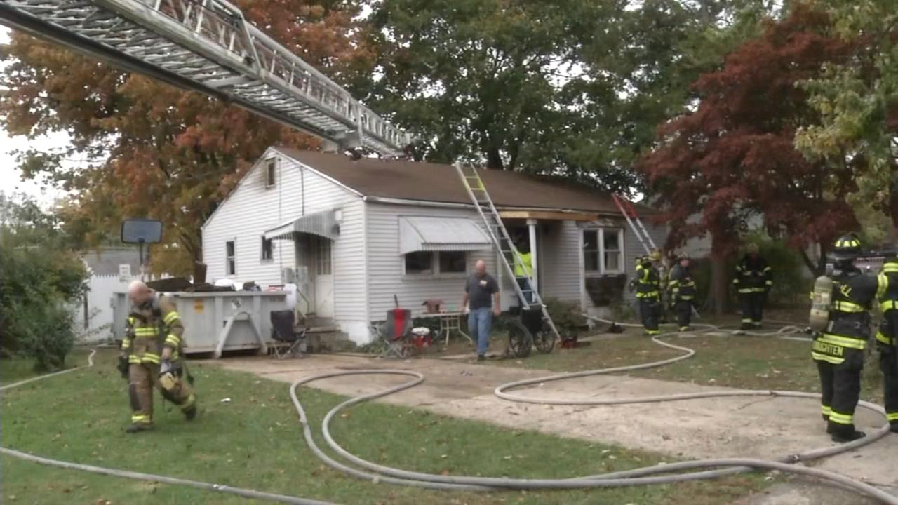 1 injured in New Castle fire
