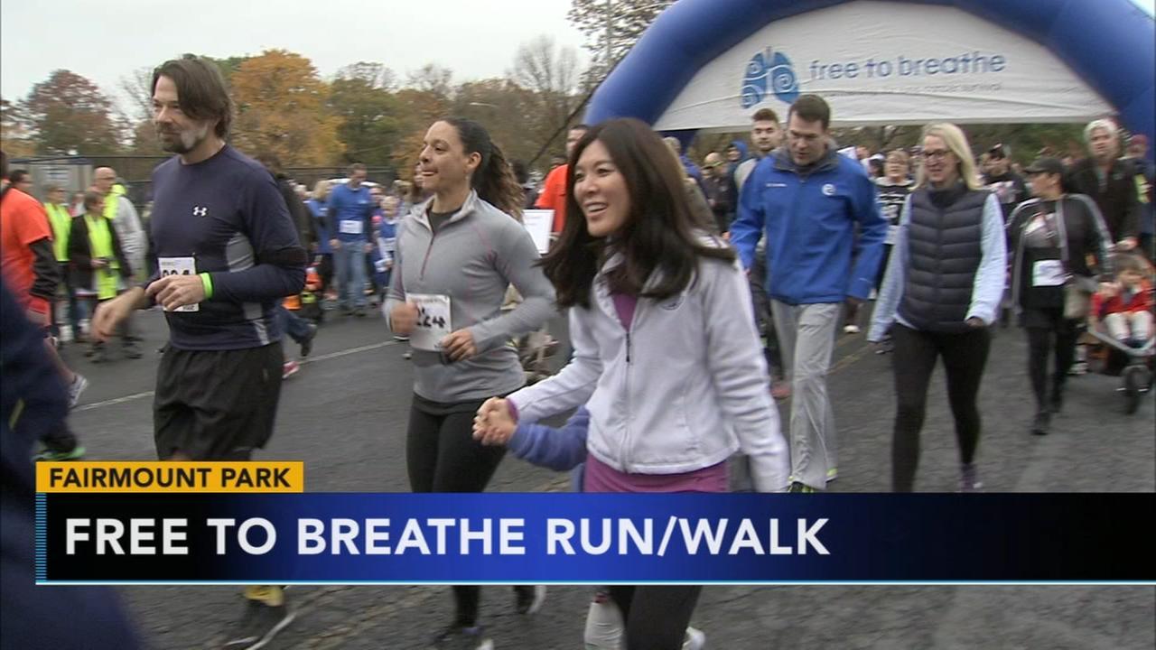 Free to Breathe Run and Walk
