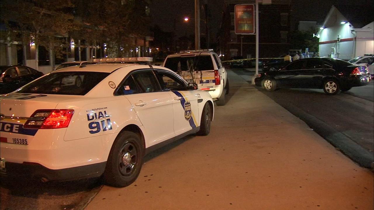 Man shot on Broad Street