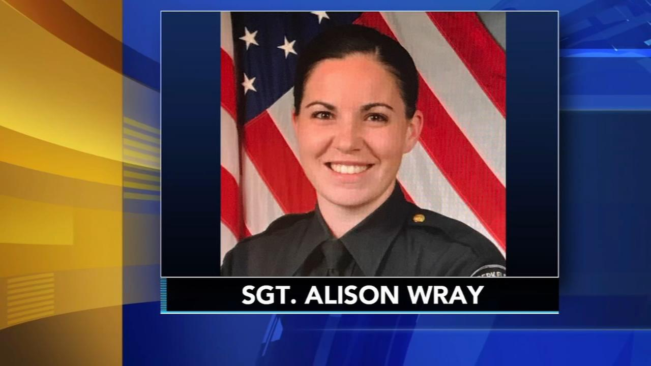 NJ police sergeant dies suddenly