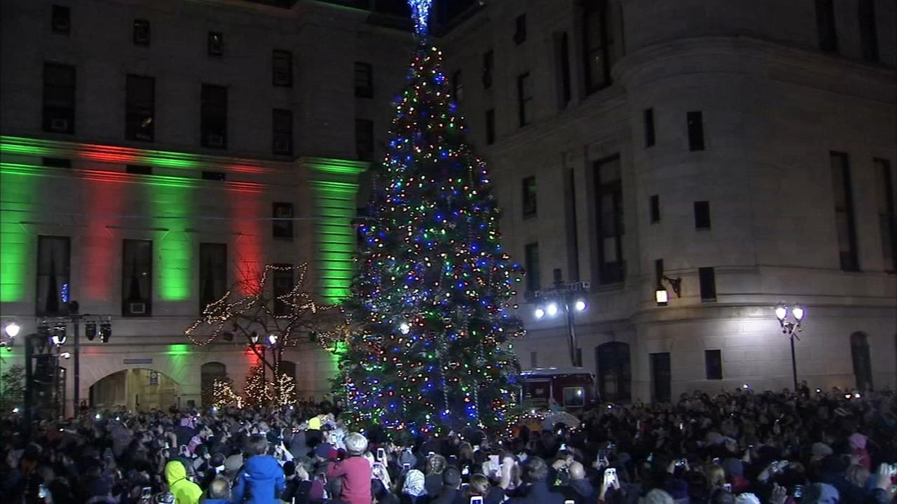 Philly Holiday Festival returns to Center City this season