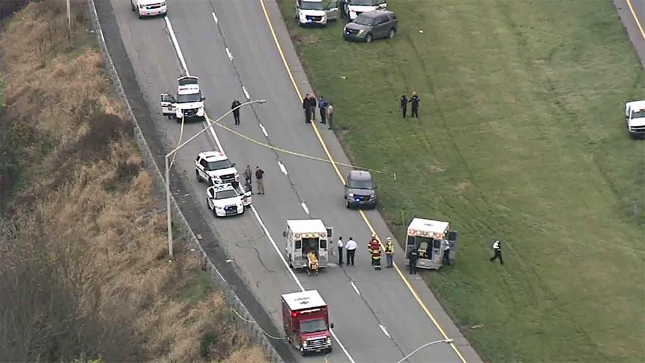 Pa. state trooper shot during traffic stop