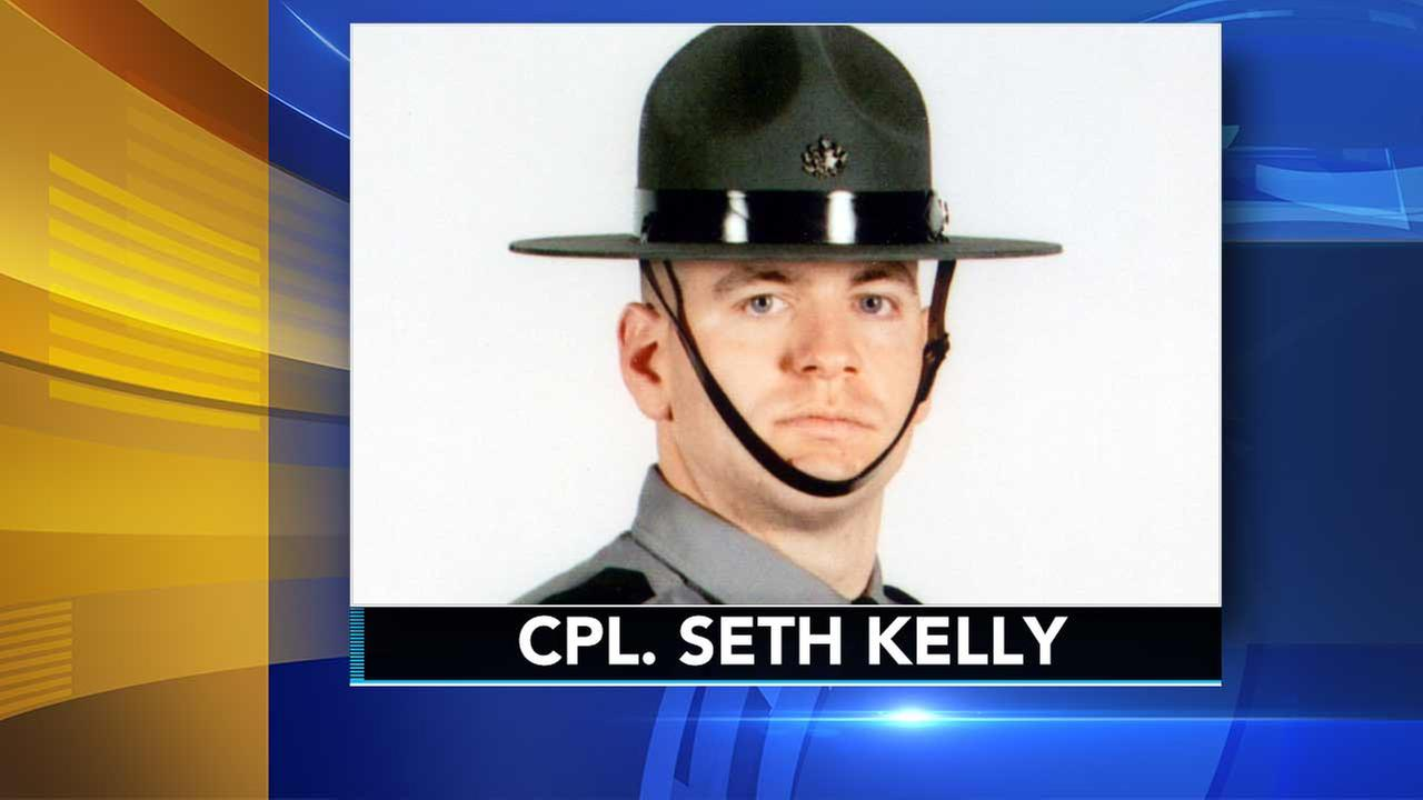 Greeting cards collected for wounded Pennsylvania State Trooper