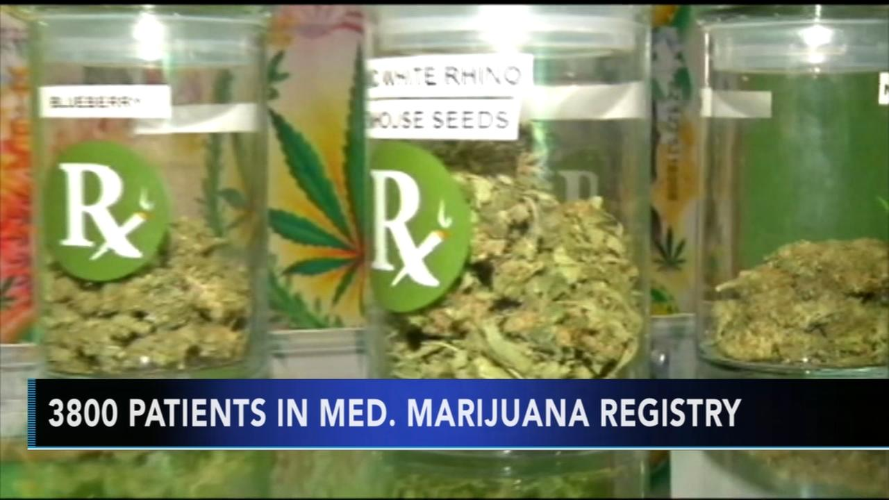 Thousands sign up for Pa. medical marijuana program