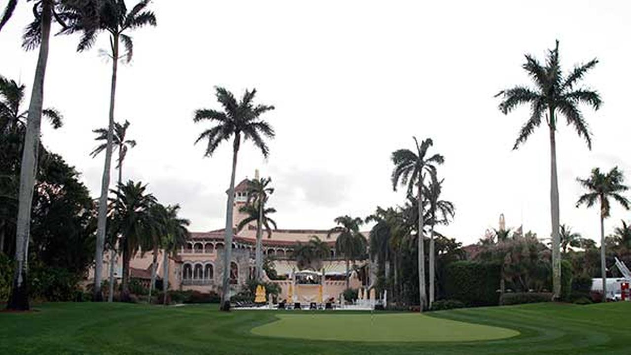 This Friday, March 11, 2016, file photo, shows the Mar-a-Lago Club, owned by President Donald Trump, in Palm Beach, Florida.