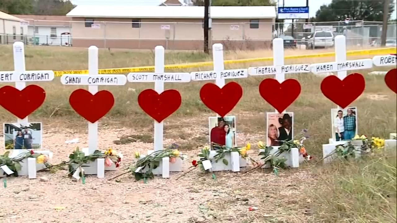 Pastor: Texas church that was attacked will be demolished