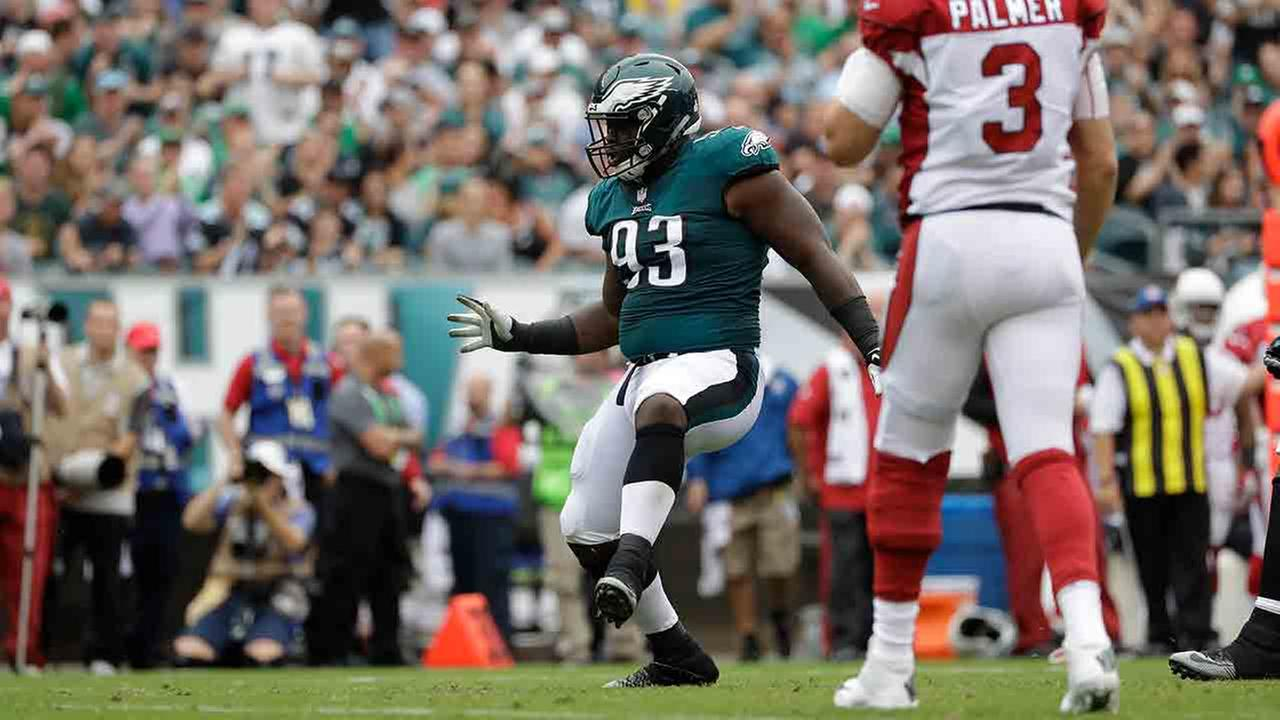 Eagles sign DT Timmy Jernigan to 4 year $48 million extension