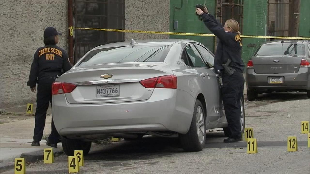 Man shot and killed in West Philadelphia