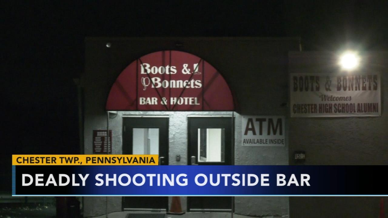Deadly shooting outside Chester Twp. bar