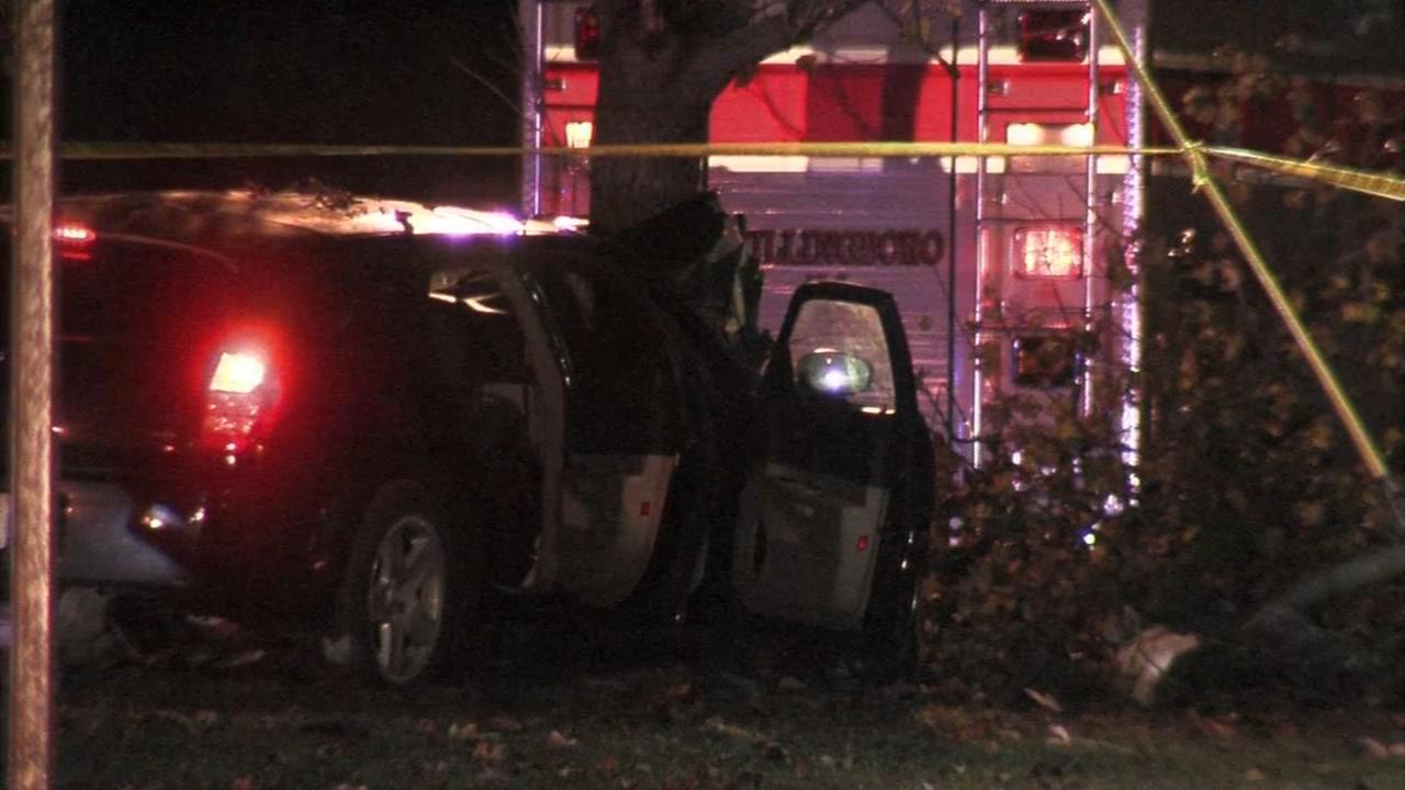 1 dead in Willingboro crash