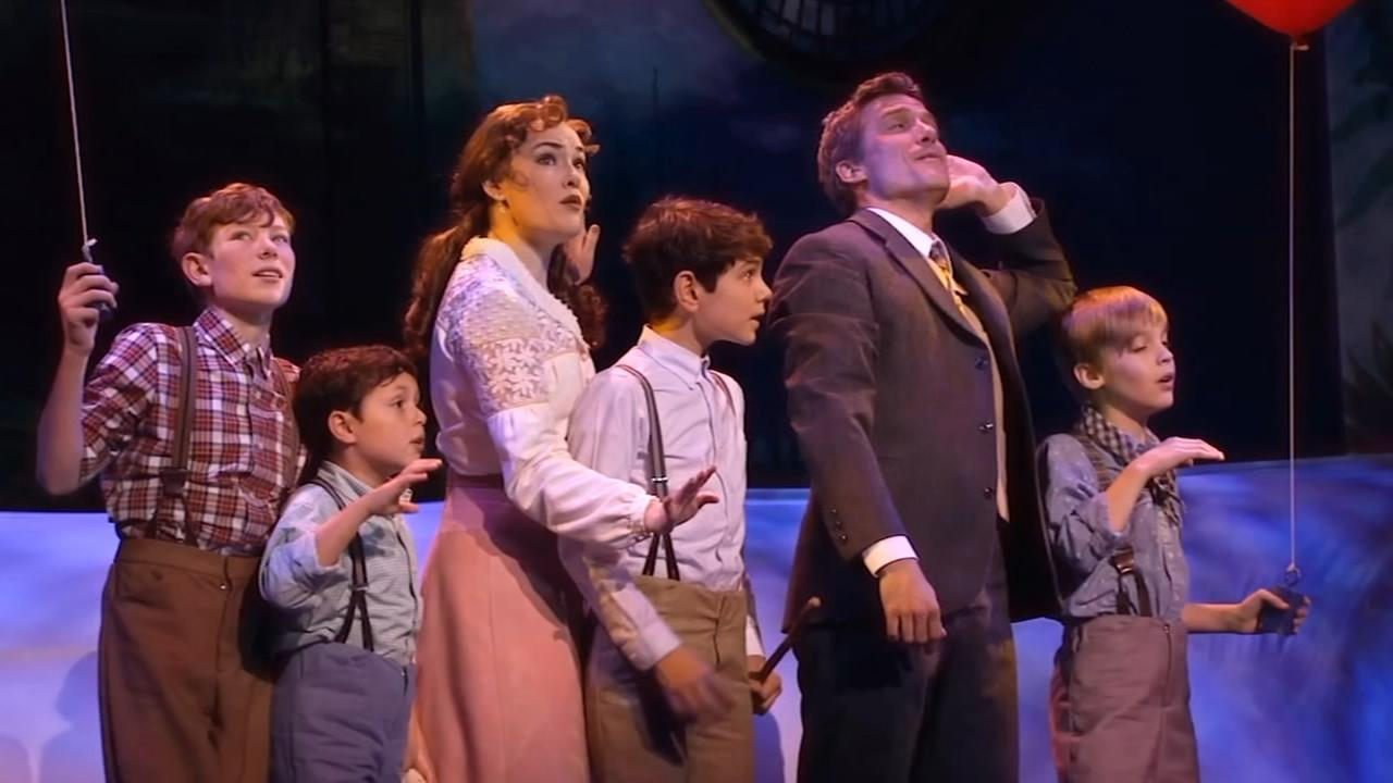 6abc Loves the Arts: Finding Neverland