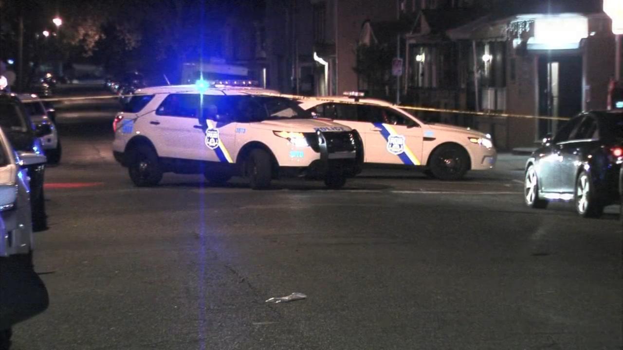 2 injured in Olney shooting