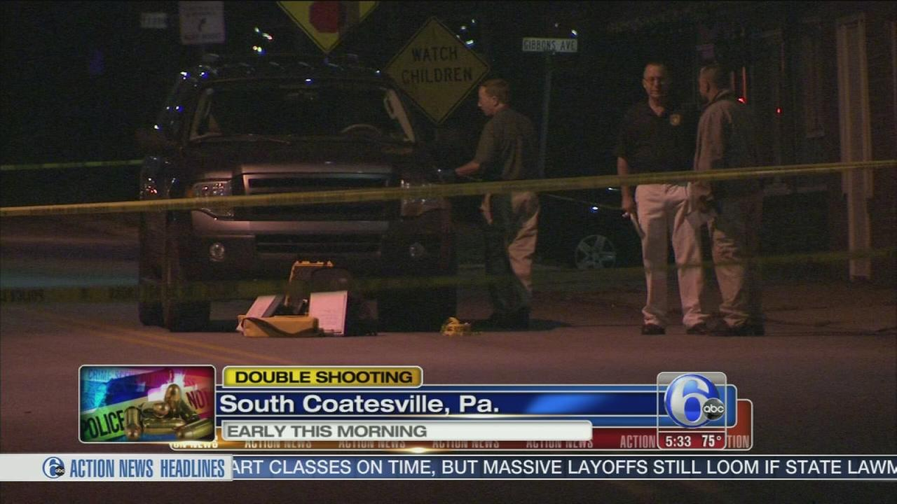 VIDEO: 2 shot in South Coatesville