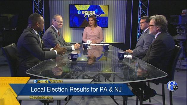 VIDEO: Inside Story Part 2 of '17 Election results