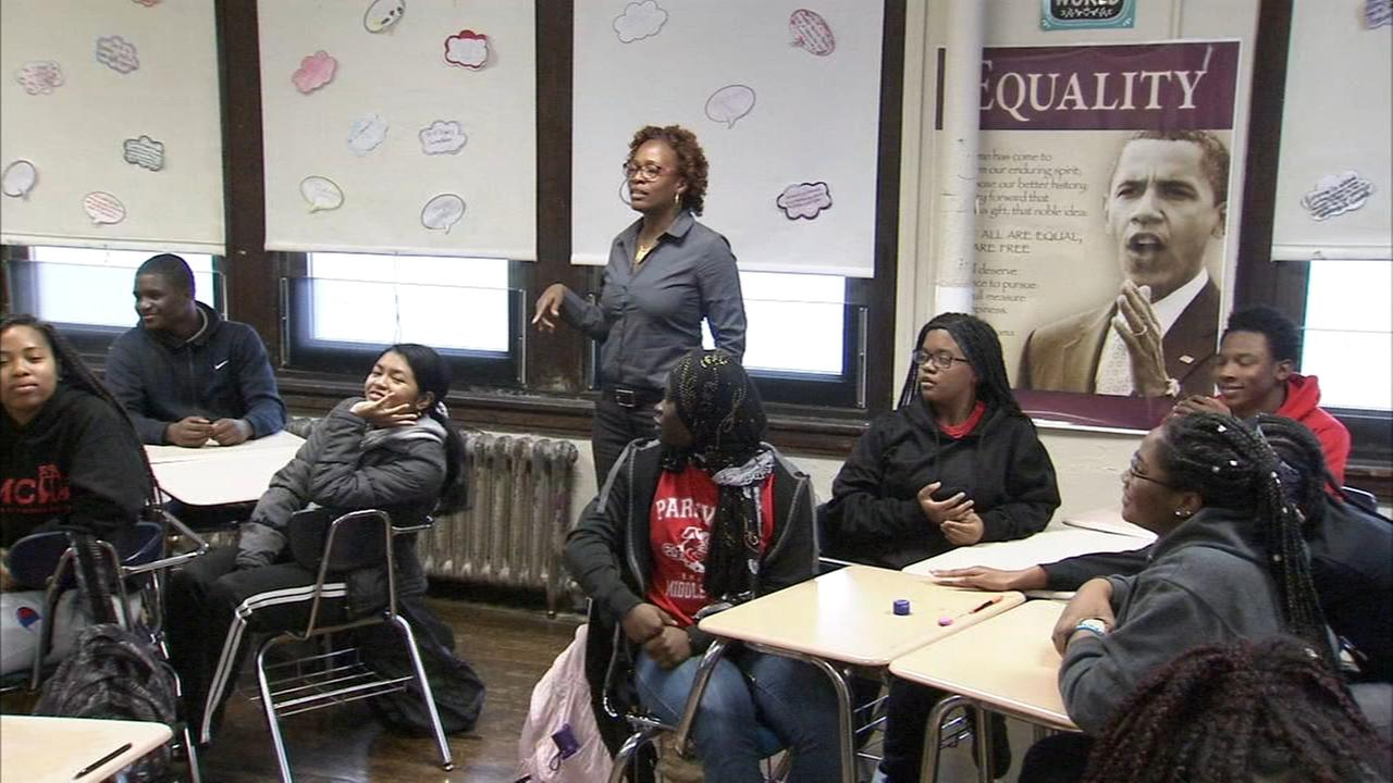 New middle college gives Philly students a boost
