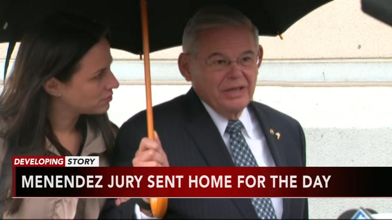 Menendez jury says its deadlocked; judge says continue