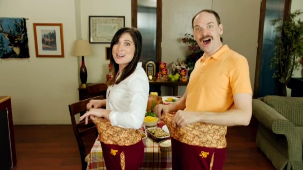 Stove Top selling Thanksgiving dinner pants