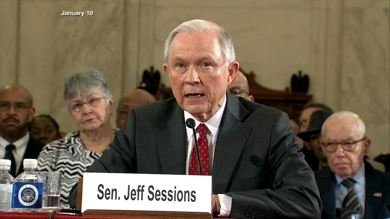 Sessions defends himself to Congress, says he never lied