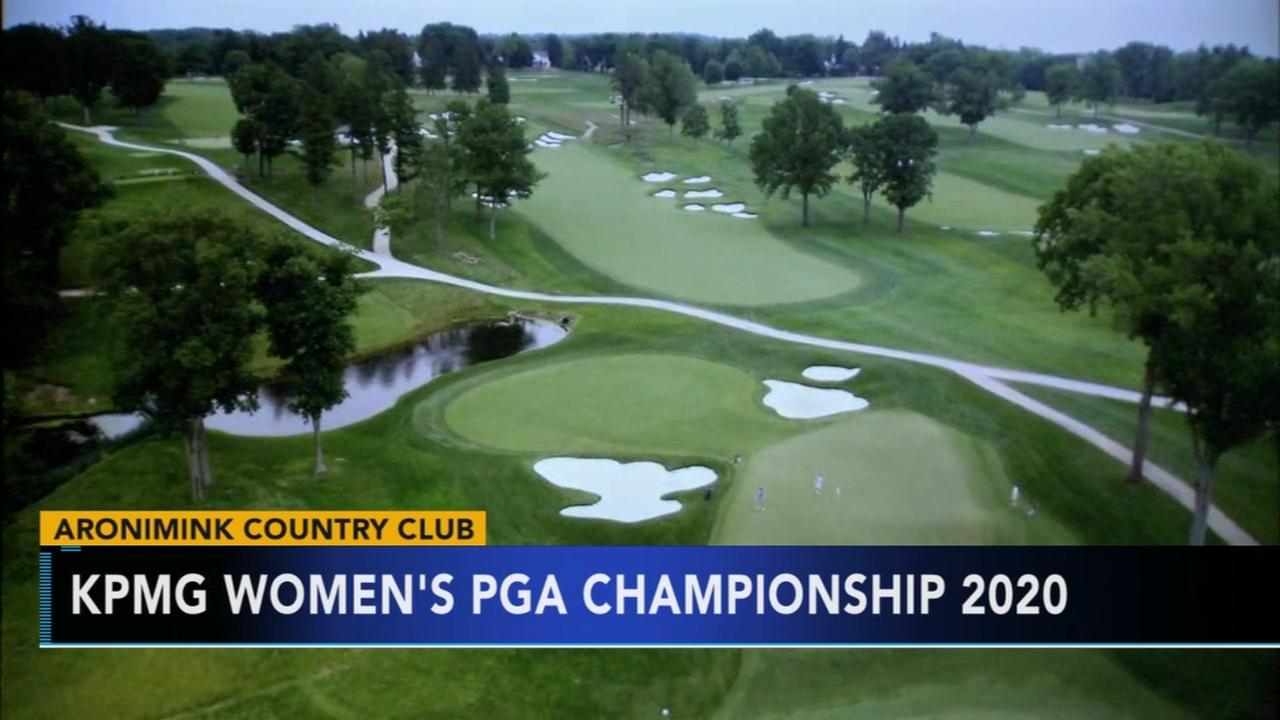 Delco country club  to host 2 PGA championships