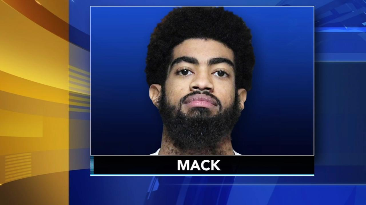 Wilmington man charged with shooting ex-girlfriends car as she drove away