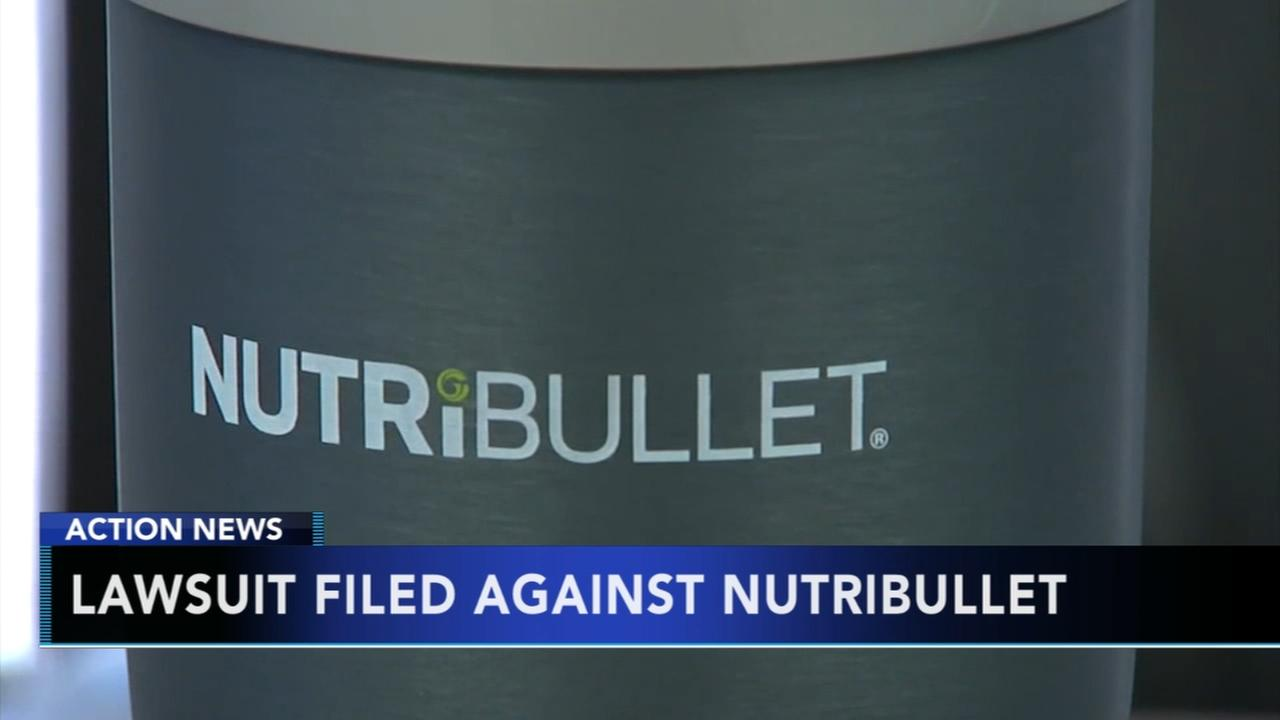 Lawsuit filed against NutriBullet