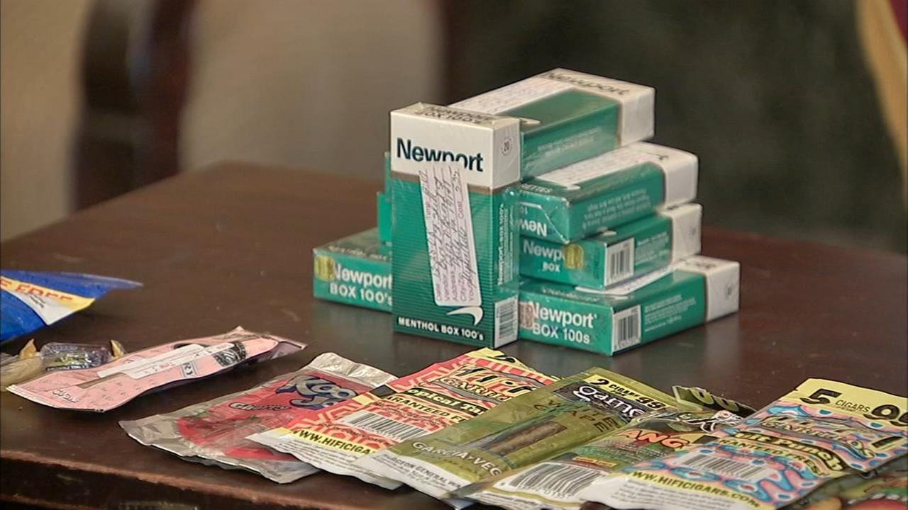 Philly Health Comm. says flavored tobacco attracts kids