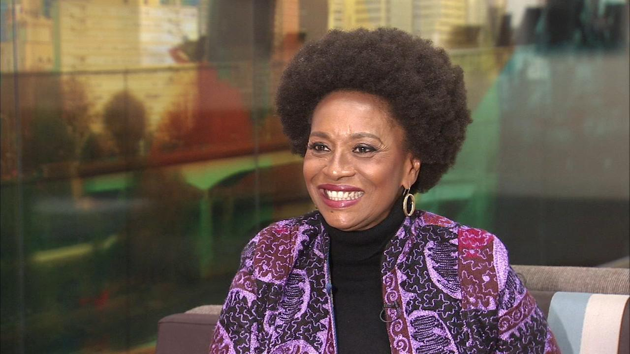 VIDEO: Alicia Vitarellis interview with Jenifer Lewis