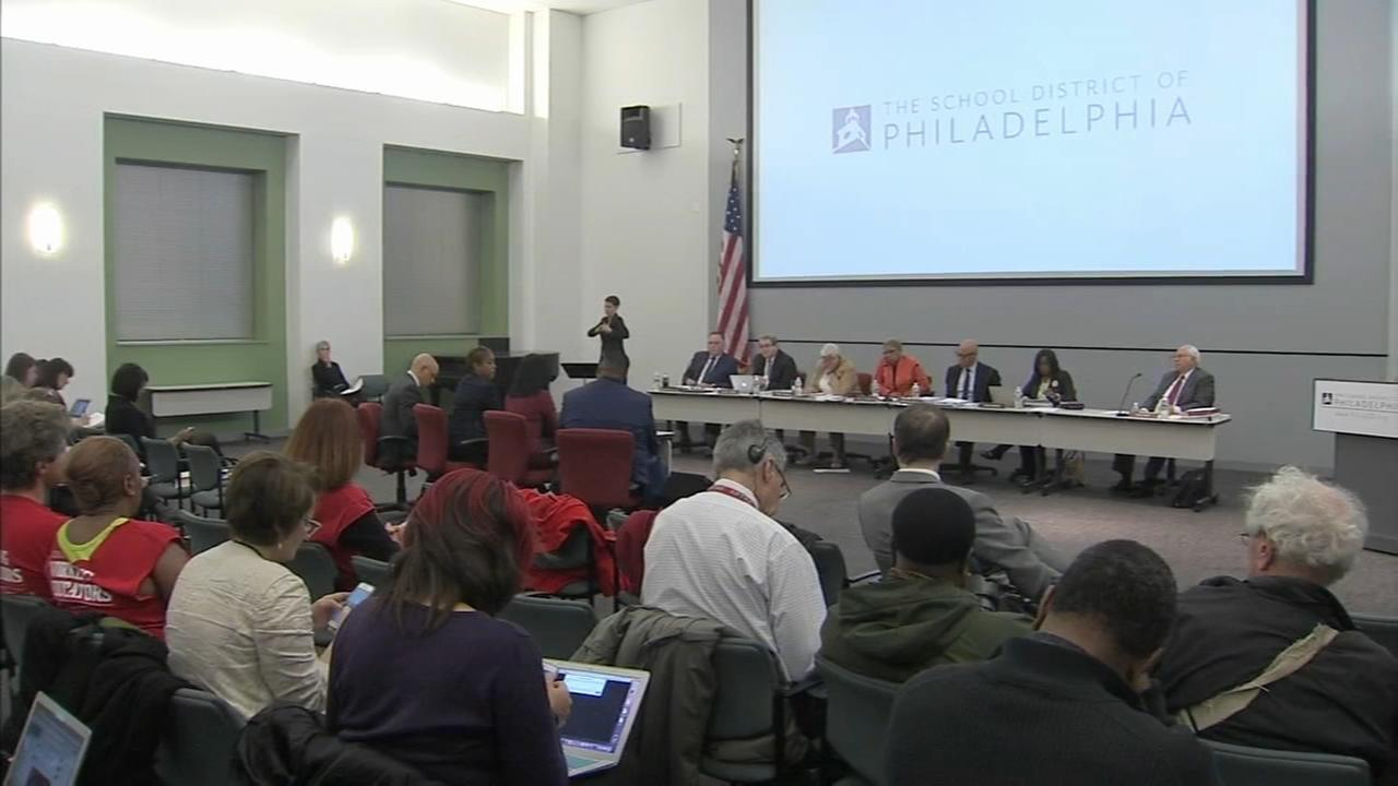 Philadelphias School Reform Commission votes to disband