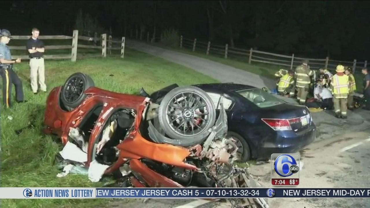 VIDEO: Head-on crash in Talleyville