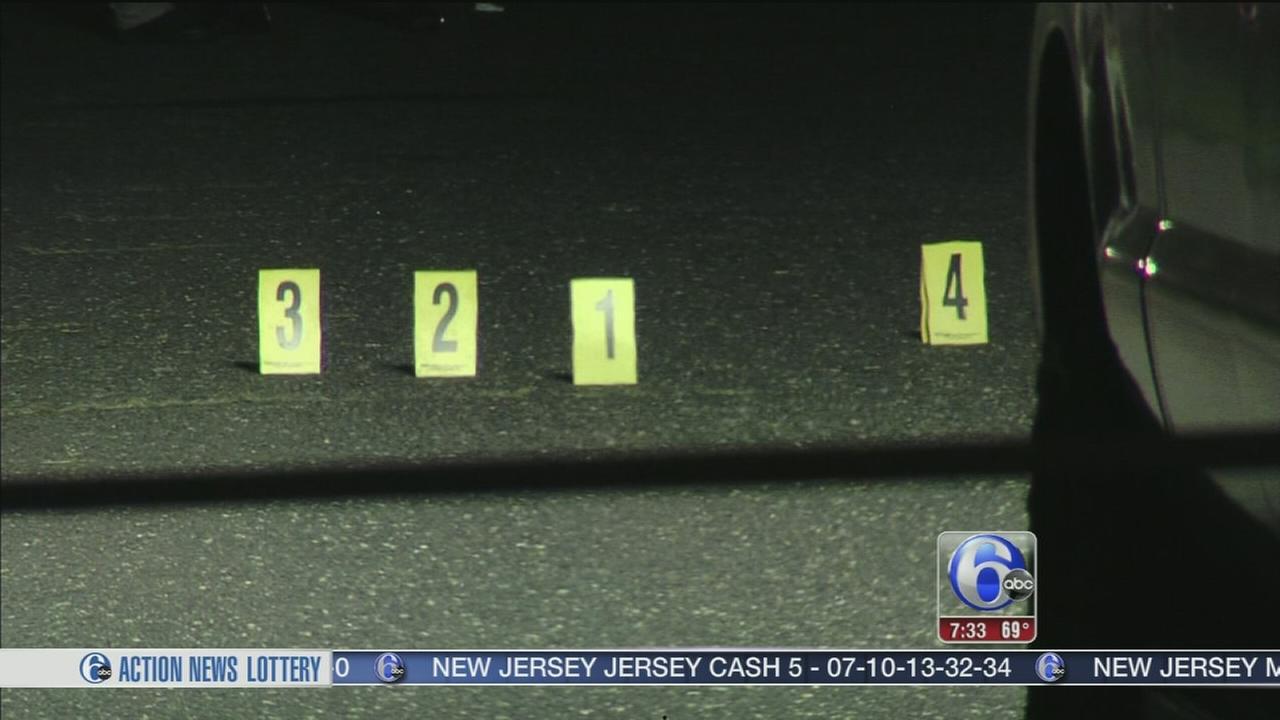 VIDEO: 1 dead in Bridgeton, NJ shooting
