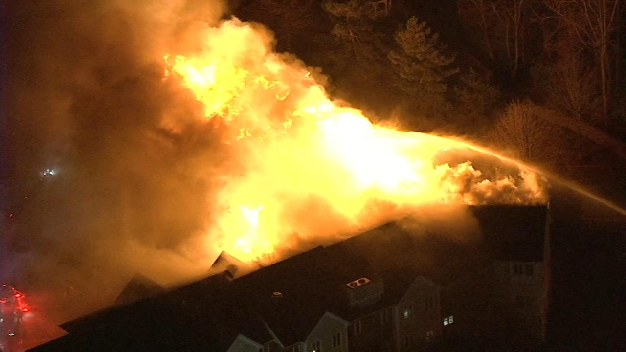 27 known injuries after West Chester senior home blaze