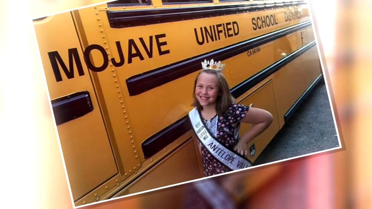 9-year-old pageant queen saves bus drivers life
