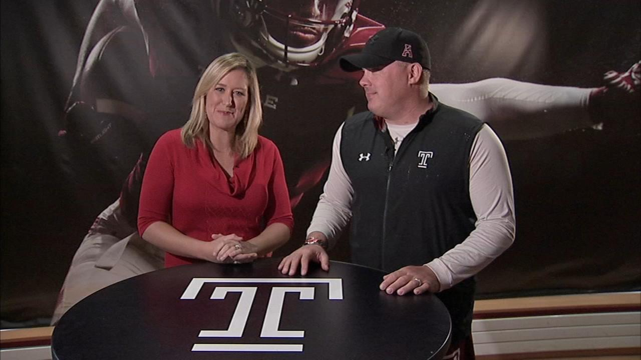 Temple Football Playbook, part one