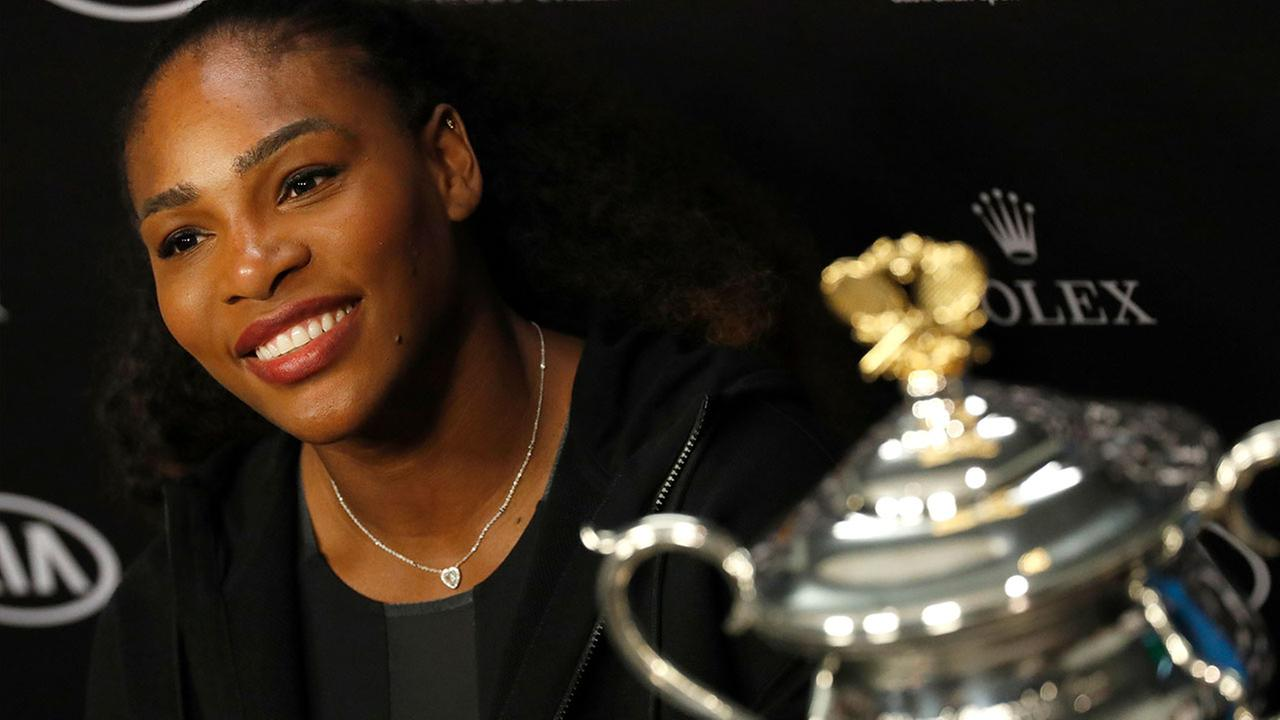 The game is love for tennis star Serena Williams and her new husband, Reddit co-founder Alexis Ohanian.