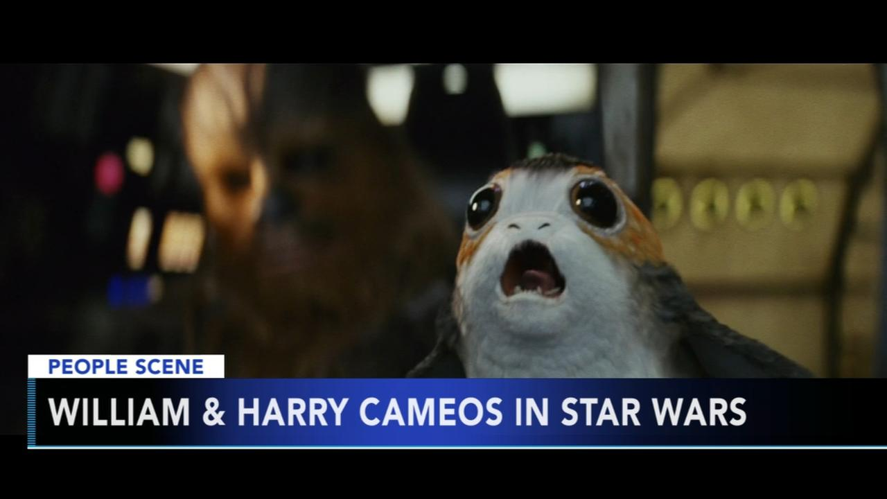 Princes William and Harry make cameo appearance in upcoming Star Wars movie