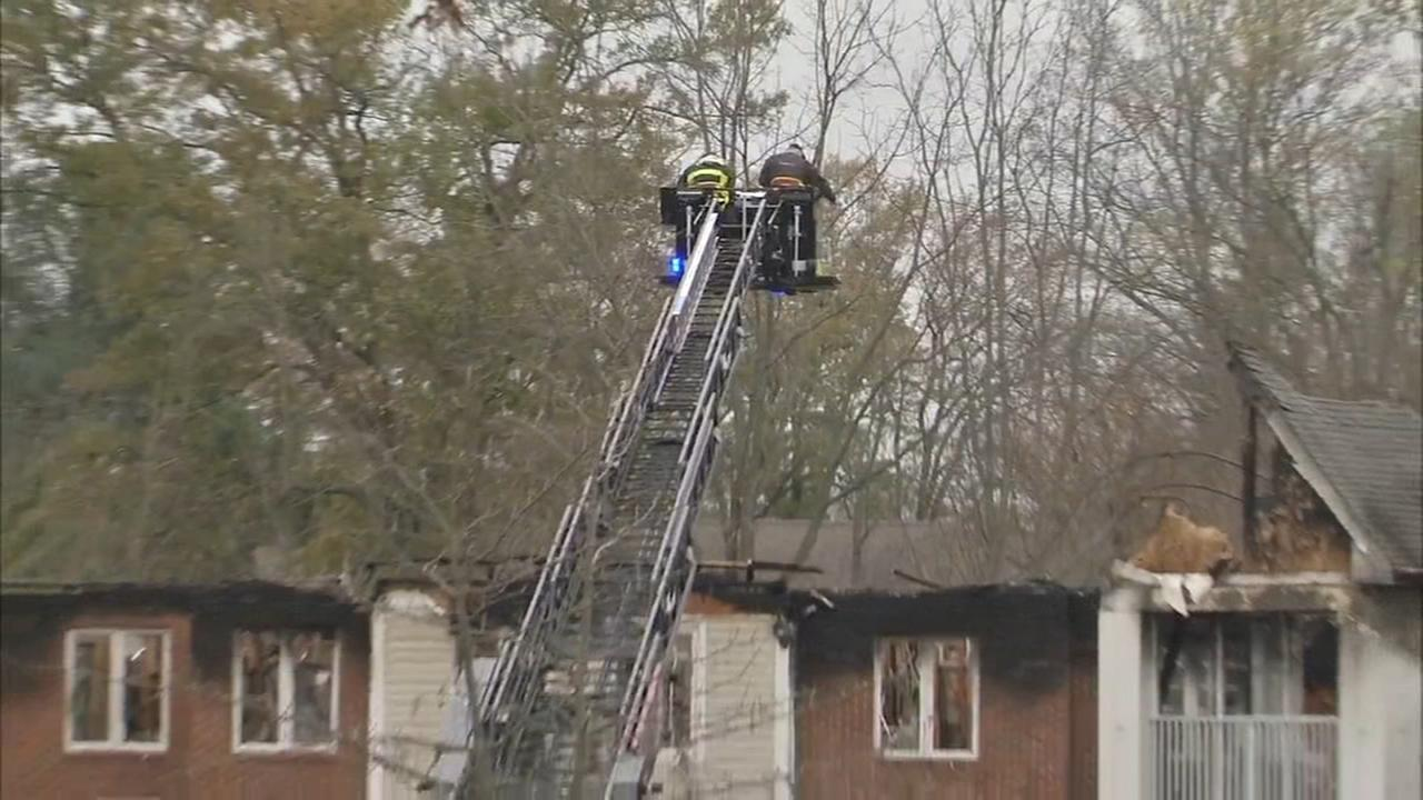 Officials work to determine cause of West Chester blaze