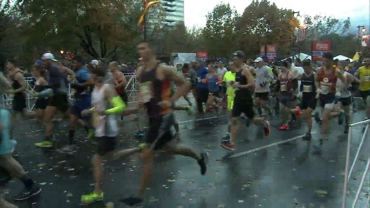 New Mexico runners top finishers in Philadelphia Marathon