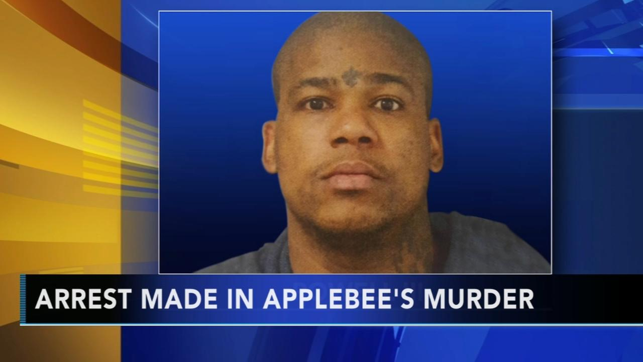 Arrest made in Applebees murder