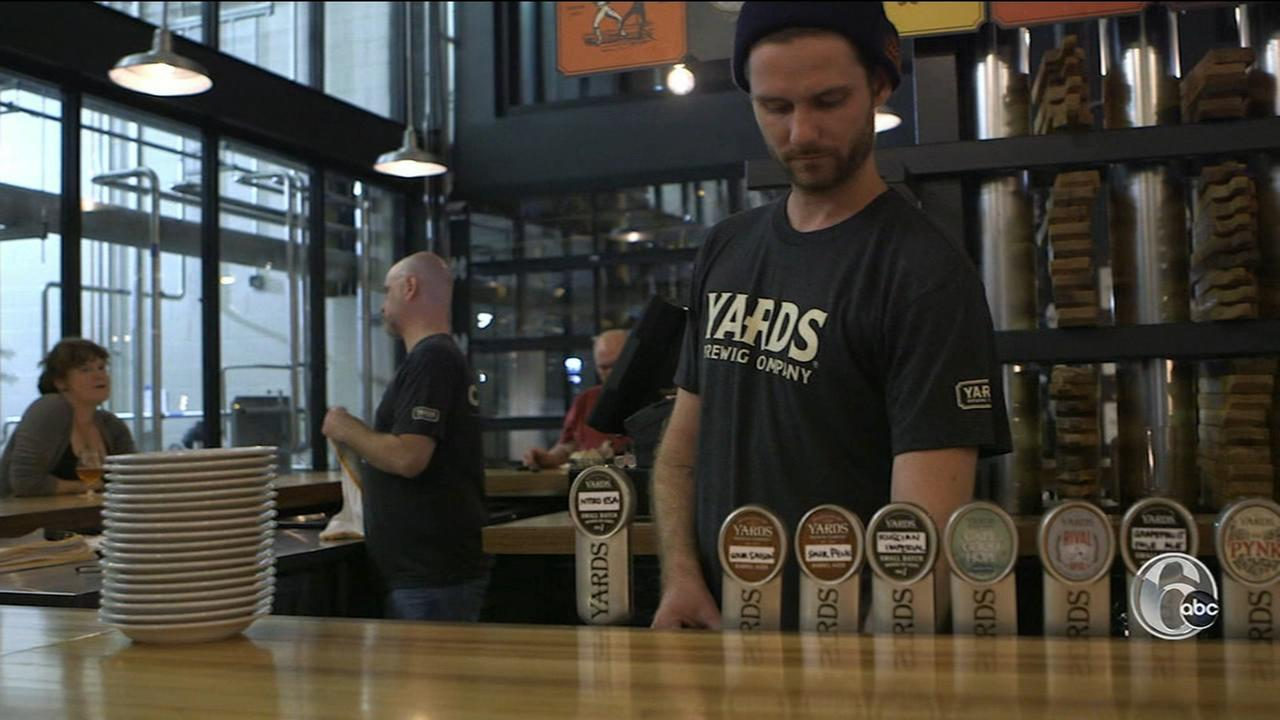 Yards Brewery Debuts in Philly