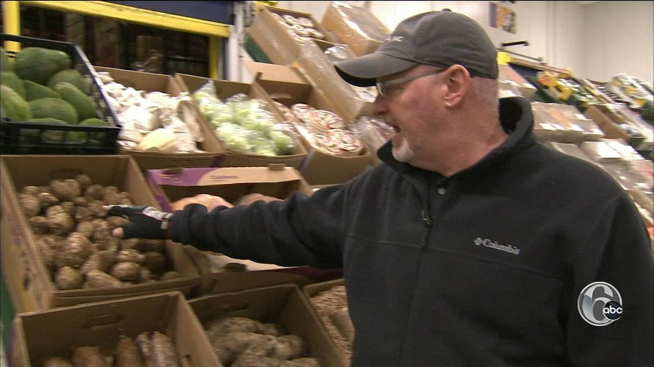 FYI visits Philly Wholesale Produce Market