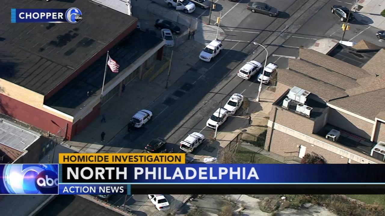 One dead following Germantown Avenue shooting