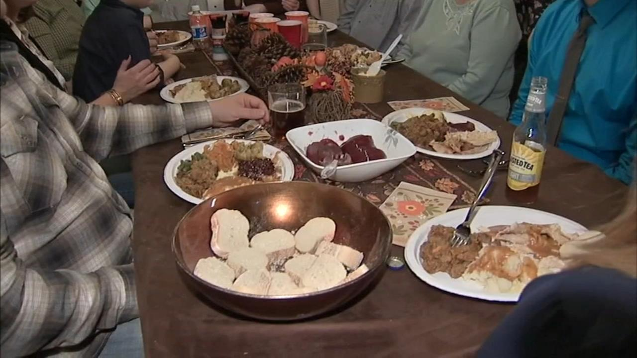 Cost of traditional Thanksgiving meal hits five year low